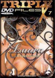 Triple X Files 7: Laura