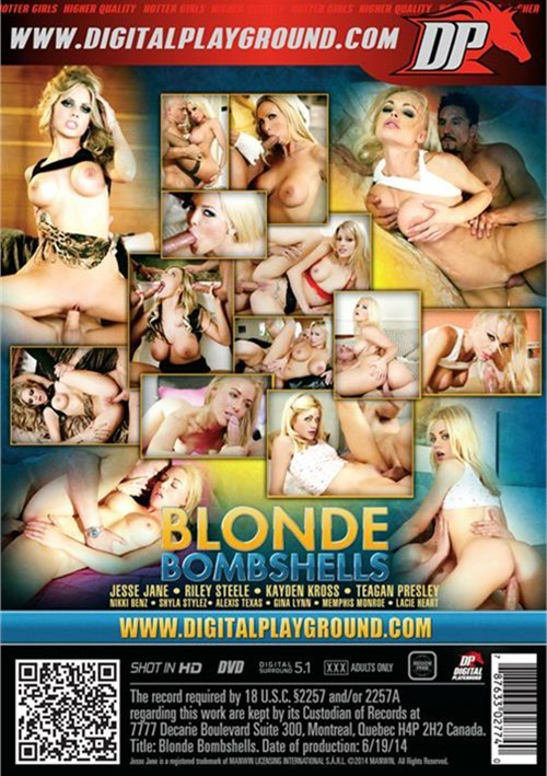 порно блонде бомбшел
