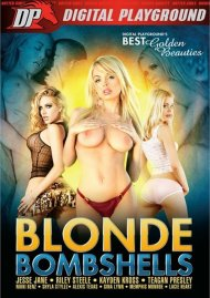 Blonde Bombshells Porn Video