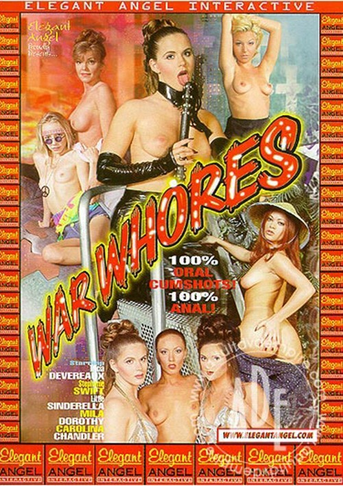 War Whores Boxcover