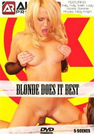 Blonde Does It Best Porn Video