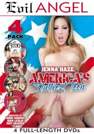 Jenna Haze: America's Sluttiest Teen 4-Pack