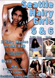 Seattle Hairy Girls 5 & 6