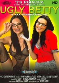This Is Definitely Not Ugly Betty: A XXX Tranny Parody