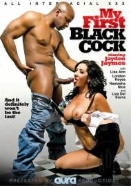 My First Black Cock Porn Movie