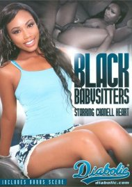 Black Babysitters Porn Video