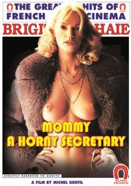 Mommy, A Horny Secretary