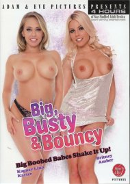 Big, Busty & Bouncy Porn Video