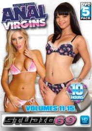 Anal Virgins Vol. 11-15