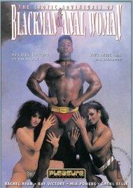 Blackman & Anal Woman