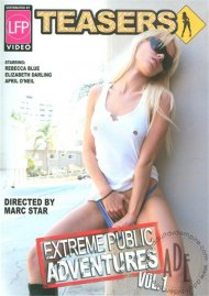 Teasers: Extreme Public Adventures Vol. 1 Porn Video