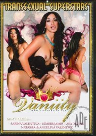 Transsexual Superstars: Vaniity Porn Video