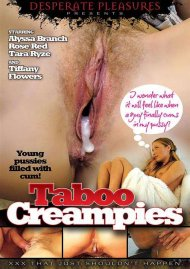 Taboo Creampies Porn Video