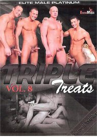 Triple Treats Vol. 8