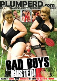 Bad Boys Busted! Porn Video