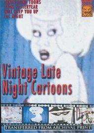Vintage Late Night Cartoons Porn Video