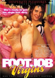 Footjob Virgins Porn Video
