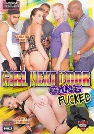 Girl Next Door Gang Fucked Porn Video