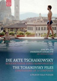 Tchaikovsky Files, The: Confessions Of A Composer