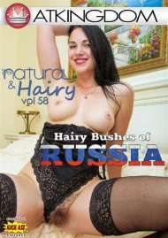 ATK Natural & Hairy 58: Hairy Bushes Of Russia