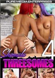 Shemale Threesomes 4 Porn Video