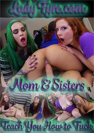 Mom & Sisters Teach You How to Fuck Porn Video