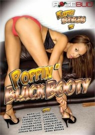 Poppin' Black Booty Porn Video
