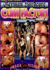 German Hardcore: Cum Factory Porn Video
