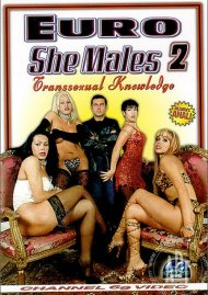 Euro SheMales 2 Porn Video