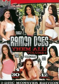 Ramon Does Them All! Vol. 2 Porn Video