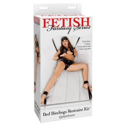 Fetish Fantasy Bed Bindings Restraint Kit