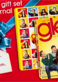 Glee: The Complete First Season - Gleek Gift Set With Journal Porn Movie