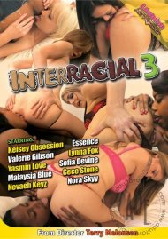 Lesbian Ass Worship: Interracial 3 Porn Video