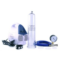 Dr. Joel Kaplan Megavac Electric Penis Pump - Medium