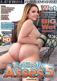 Big Oiled-Up Asses! #5 Porn Video