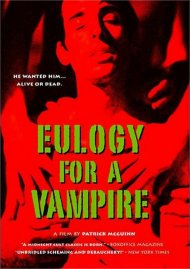 Eulogy for a Vampire