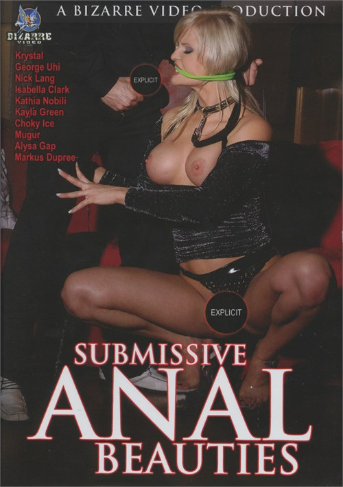 Submissive Anal Beauties