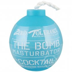 Zero Tolerance The Bomb Cocktail Masturbator - Blue