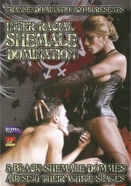 Inter-racial Shemale Domination Porn Video