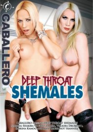 Deep Throat Shemales Porn Video
