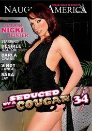 Seduced By A Cougar Vol. 34
