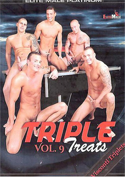Triple Treats Vol. 9