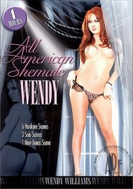 All American Shemale Wendy Porn Video