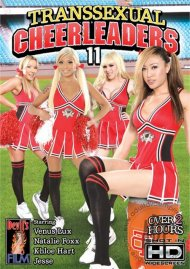 Transsexual Cheerleaders 11 Porn Video