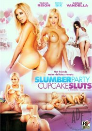 Slumber Party Cupcake Sluts Porn Video