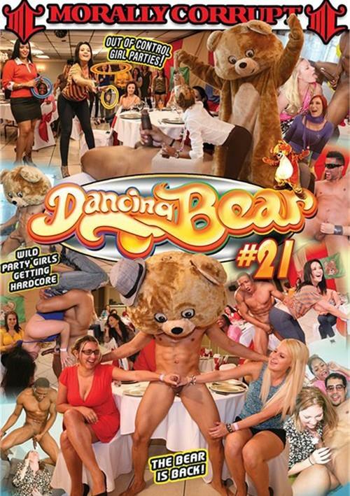 Фото порно танцующий медведь