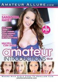 Amateur Introductions Vol. 19 Porn Video