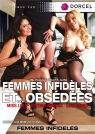 Obsessed Cheating Woman (French) Porn Video