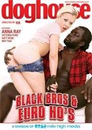 Black Bros & Euro Ho's Porn Video