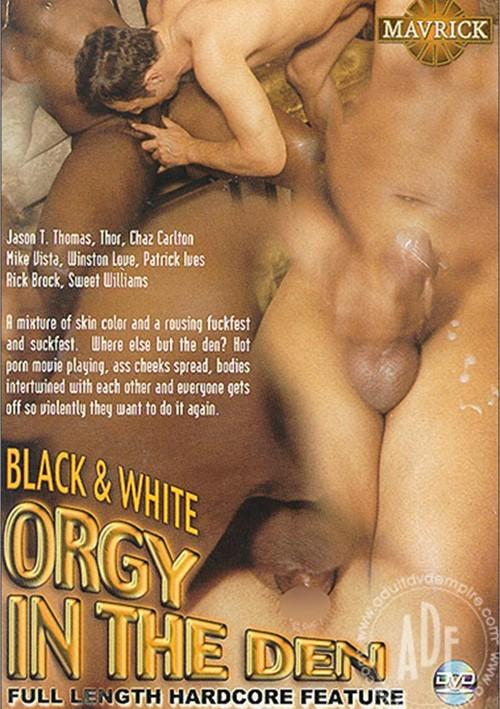 glack and white orgies № 66485